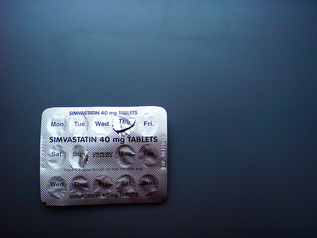 SIMVASTATIN calendar, CC BY-NC-ND image by atomicshed via Flickr